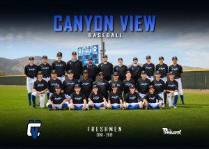 2018-2019 Boys Baseball