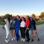 2019-20 Girl's Golf Team