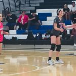 JV Volleyball edges Youngker 2-1