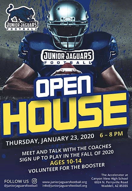 Football Open House
