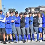 Jaguar Baseball Volunteering