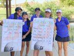 Girls Golf - Ridge Open