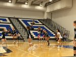 JV Girls Volleyball Had A Tough Break Against Valley Vista High School