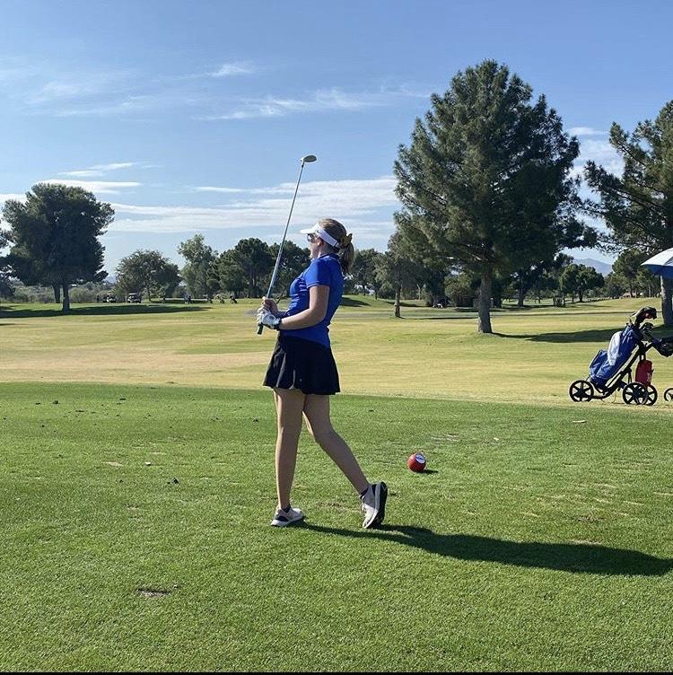 Girls Golf State Championships