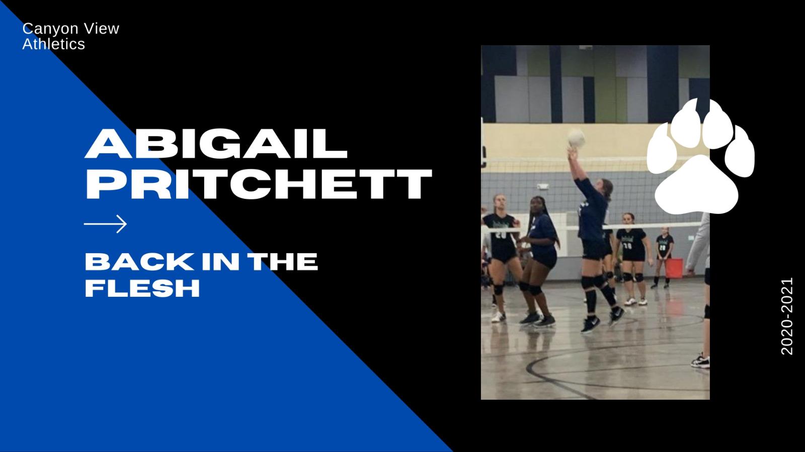 Abigail Pritchett