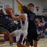 Boys JV Basketball beats Lake 45 – 33