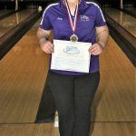 NWOAL Tournament Girls Champion – Amy Lawson