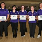 NWOAL Bowling Recognition:  Derek Floyd-Second Team, Gabi Mosher-Honorable Mention, Hannah Patch-Honorable Mention, Amy Lawson-First Team, Michael Lawnizcak-Second Team