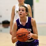 Freshman Frankie Nelson scored 10 points for the Lady Bulldogs but Swanton fell to the Woodmore Wildcats 53-42 in the Sectional semi-final at Oak Harbor.