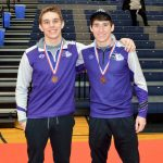 Marvin and Schaller advance to State