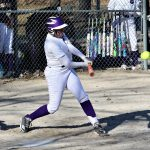 Jessica Dohm crushed a two-run homer over the right field fence leading Swanton over Montpelier 14-4 in a non-league home softball game.