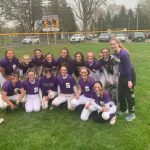 Softball gets a big win in the NWOAL