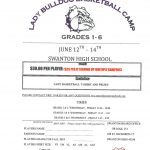 Register Now – Lady Bulldog Basketball Camps Grades 1-6