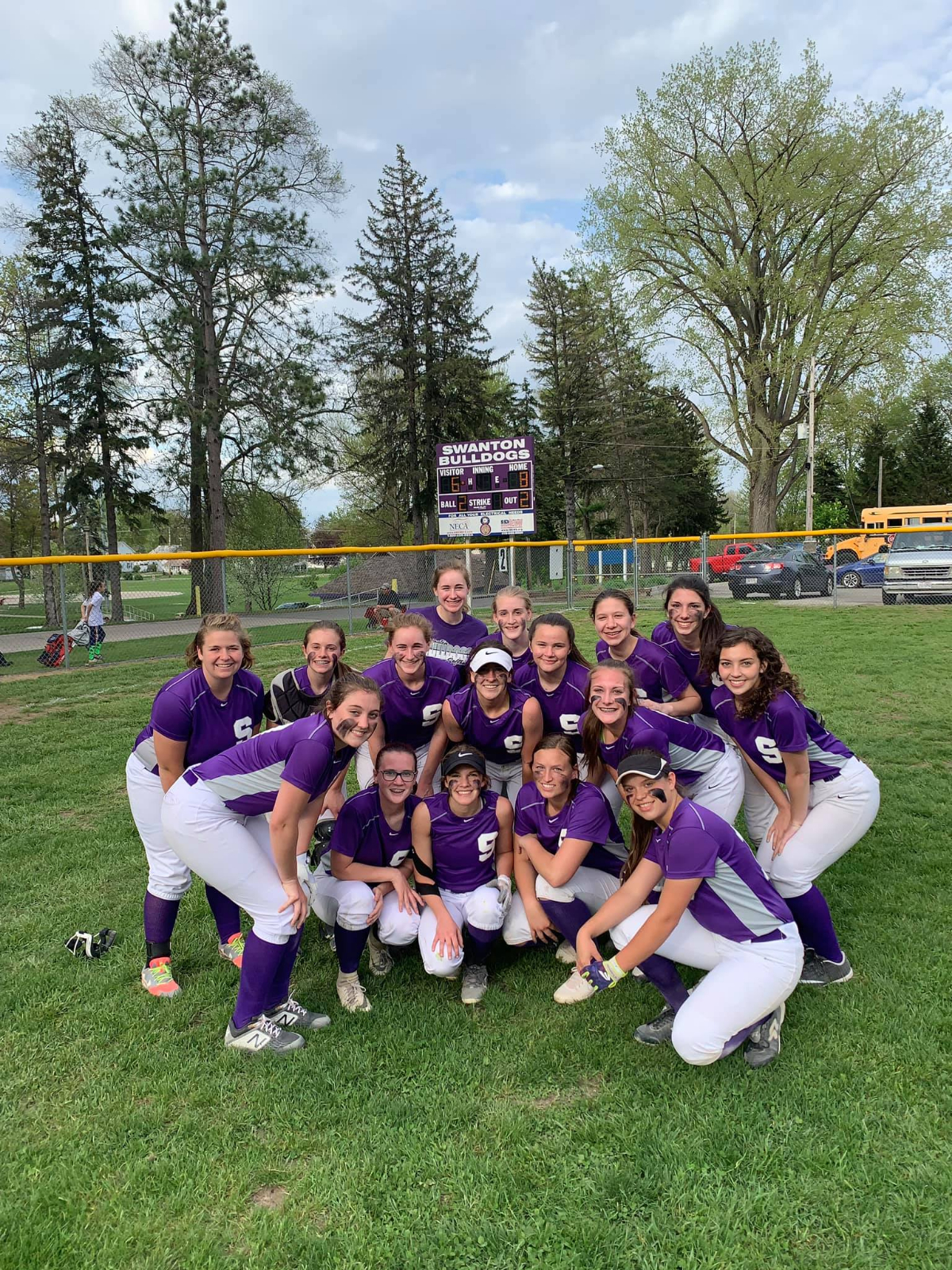 Varsity Softball District Semi-Finals Tonight 5/13 – Rolf Park in Maumee 5pm