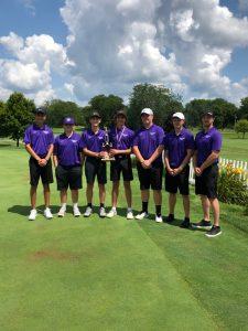 Varsity Golf 2019