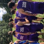 Swanton Cross Country competes at Harrison Lake in the Fayette Invitational
