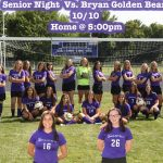 Soccer – Senior Night 2019