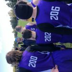 Swanton High School Cross Country has multiple runners with career PR's at NWOAL Championship