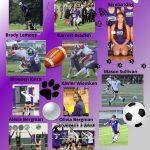 Fall Scholar Athletes