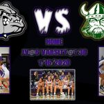Thursday 1/16/2020 Home Basketball
