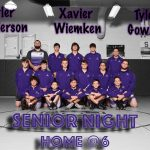 Senior Night – January 23, 2020