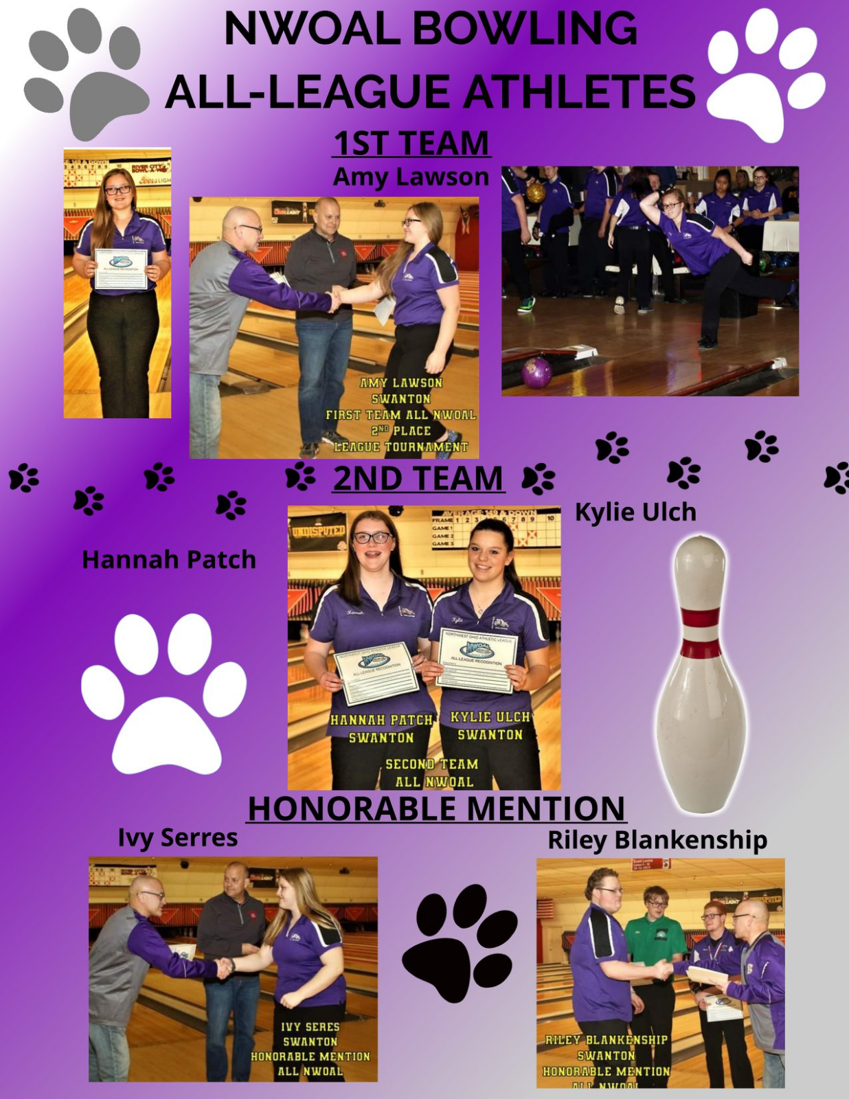 Bowling Recognition
