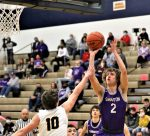Josh Vance scored 14 points in the fourth quarter to fuel a comeback from 15 down to just four but the Bulldogs fell short, losing to the Archbold Blue Streaks 60-51.  Vance topped all scorers with 23 points in the game.  Hayden Callicotte added 11 points and Cole Mitchey had 10.