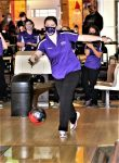 Hannah Patch rolled games of 235, 246 and 142 for a 623 series to lead the Swanton Lady Bulldog bowlers to a second place finish in the Sectional Tournament and qualify for the District Tournament next week.  Amy Lawson was close behind with a 587 series. Ivy Serres was next at 546 and Gabe Sieja had a 516.  Sarah Kohlhofer and Haylee Dideon combined for a 423 series.  Of the 60 bowlers from the 12 schools, Hannah finished with the third highest score and Amy was sixth.