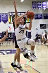 Swanton's one-two scoring punch of Andrew Thornton (21 points) and Josh Vance (16 points) combined for 37 points, one more than Genoa's team total in the Bulldogs' 52-36 victory over the visiting Comets to advance to the finals in the OHSAA Boys DIII Sectional Tournament.  Trent Weigel, Hayden Callicotte and Cole Mitchey had four points each in the easy win.  Swanton will now travel to Ottawa Hills to face the Green Bears on Friday. Attachments area