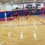 Girls Varsity Volleyball vs Lloyd Memorial 2 – 0