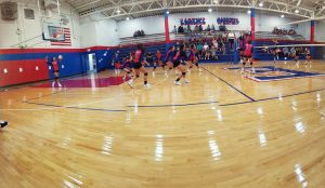 HS Volleyball vs Lloyd Memorial