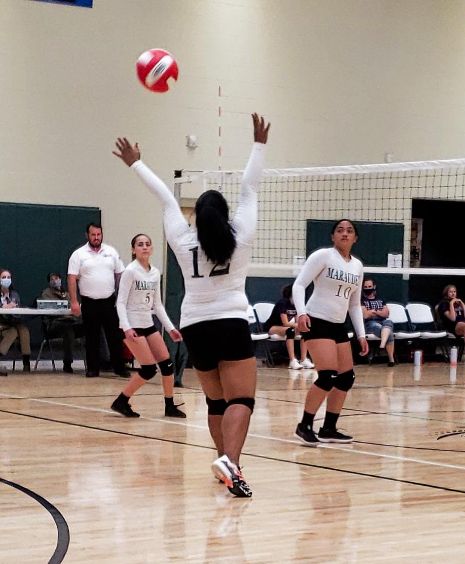 Girls Volleyball Fall 2020