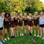 Speedway girls debut with third place finish in Beech Grove Invitational