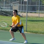 Boys Tennis travels to ICC tournament with high hopes
