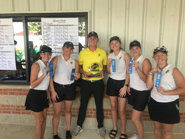 Girls Golf opens sectional play Friday