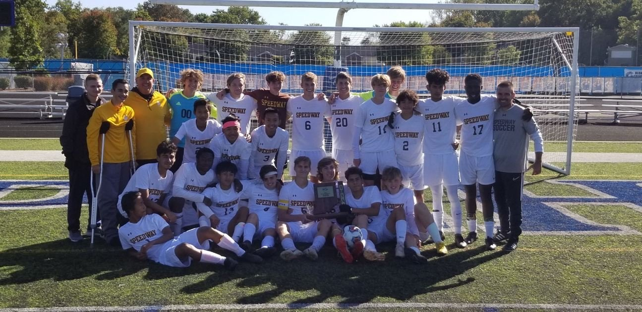 Boys Soccer earns Sectional title; falls in Regional championship