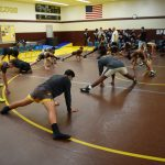 Wrestlers build momentum before County tournament