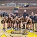 Girls Basketball captures Speedway Invitational Title; battle Lancers Wednesday night in a matchup of 9 win teams.