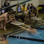 Swimmers open sectional competition at Decatur Central
