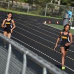 Girls Track Photos