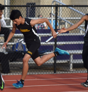 Boys Track Photo Gallery