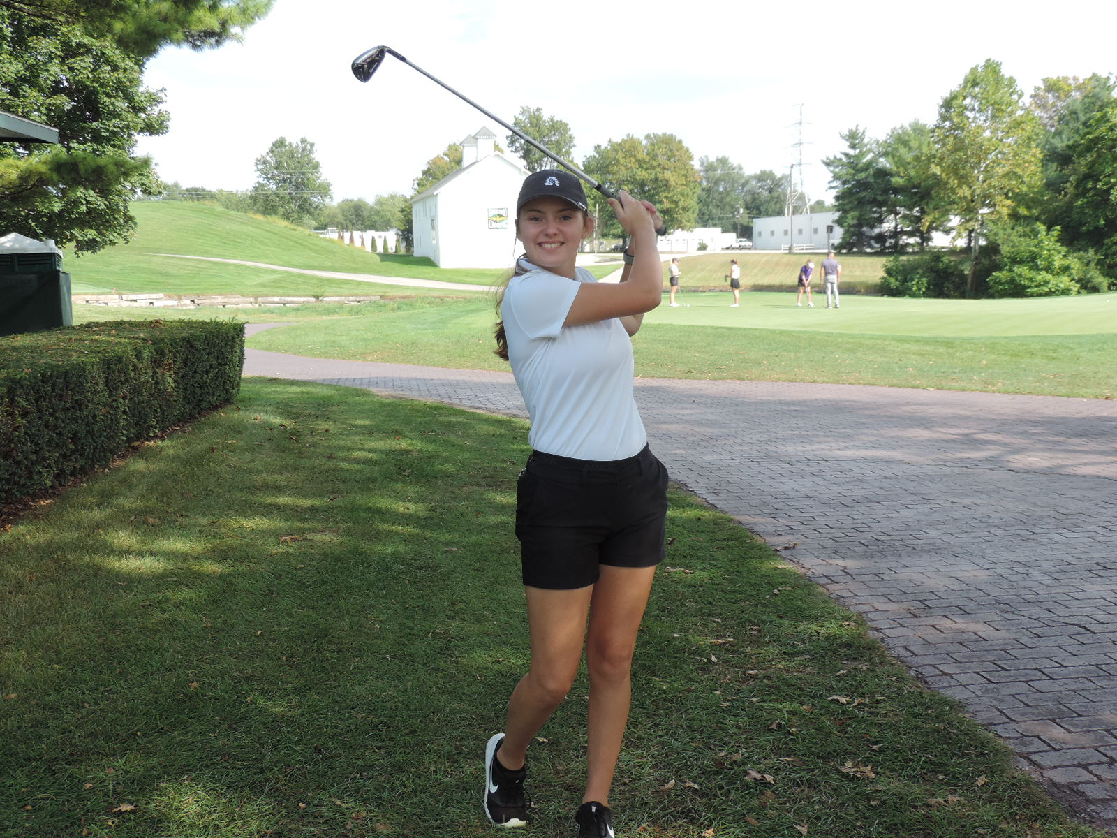 Golfers look for repeat at ICC tournament Tuesday