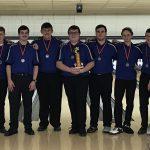 Boys Varsity Bowling finishes 2nd place at Ashland Baker Tournament