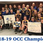 Girls Basketball Back To Back OCC Champs