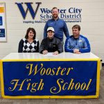 Dylan Dagley Signs Letter of Intent to Play Football at Ohio Dominican University
