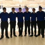 Boys Varsity Bowling finishes 4th place at Division I Stark Sectionals moving on to Districts