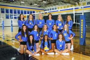 2019 Volleyball Team Photos