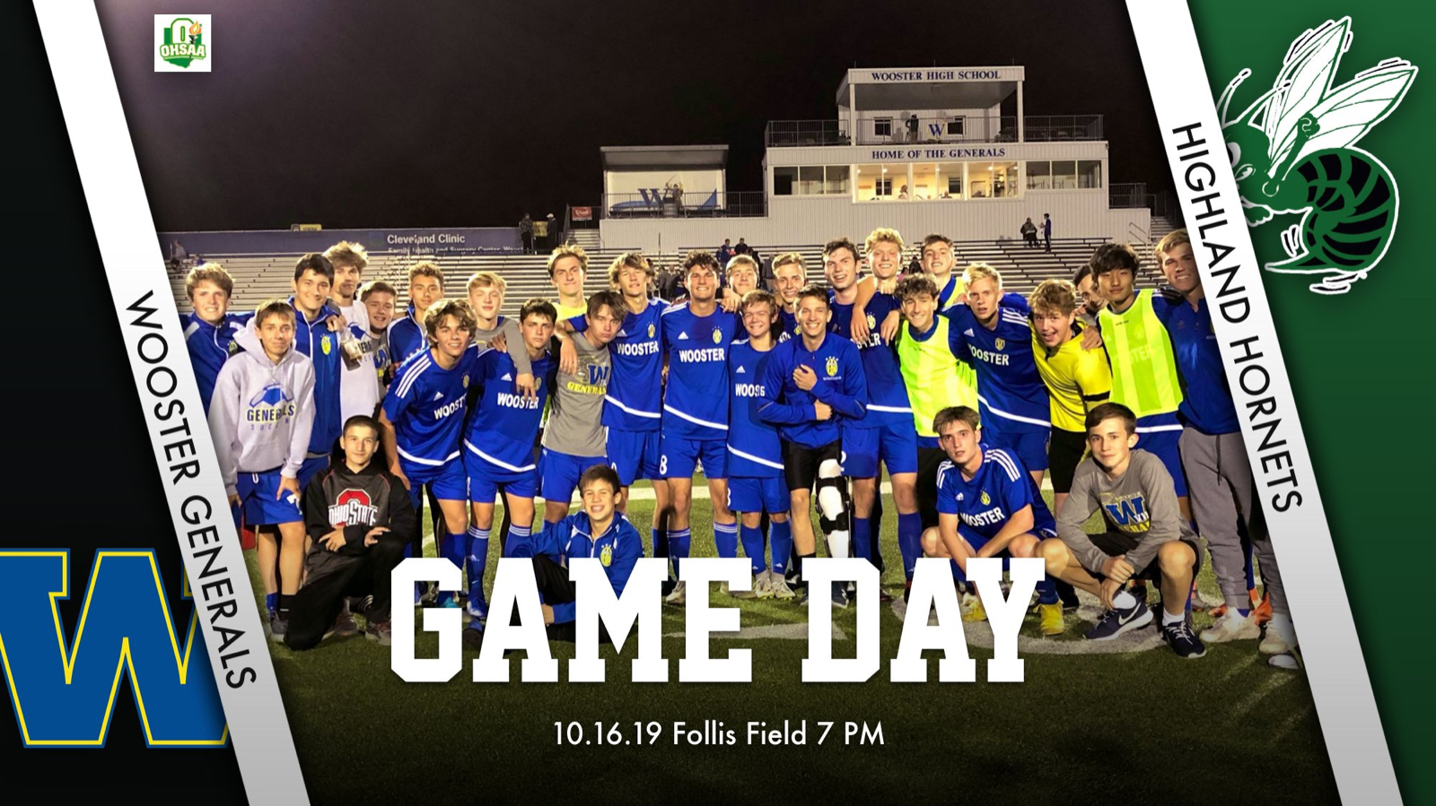 Boys Soccer Hosts First Round of OHSAA Sectionals