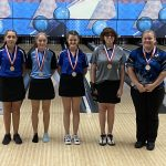 Girls Varsity Bowling finishes 4th place at Pirate Holiday Classic