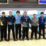 Boys Varsity Bowling finishes 4th place at Pirate Holiday Classic